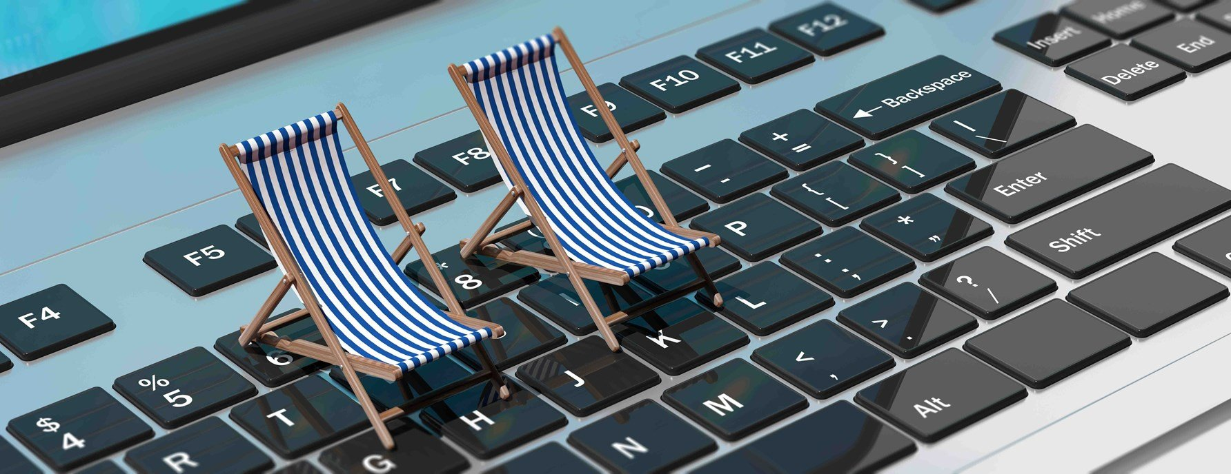Take a Vacation Without the Daunting Post-Trip One-on-One Sales Meetings