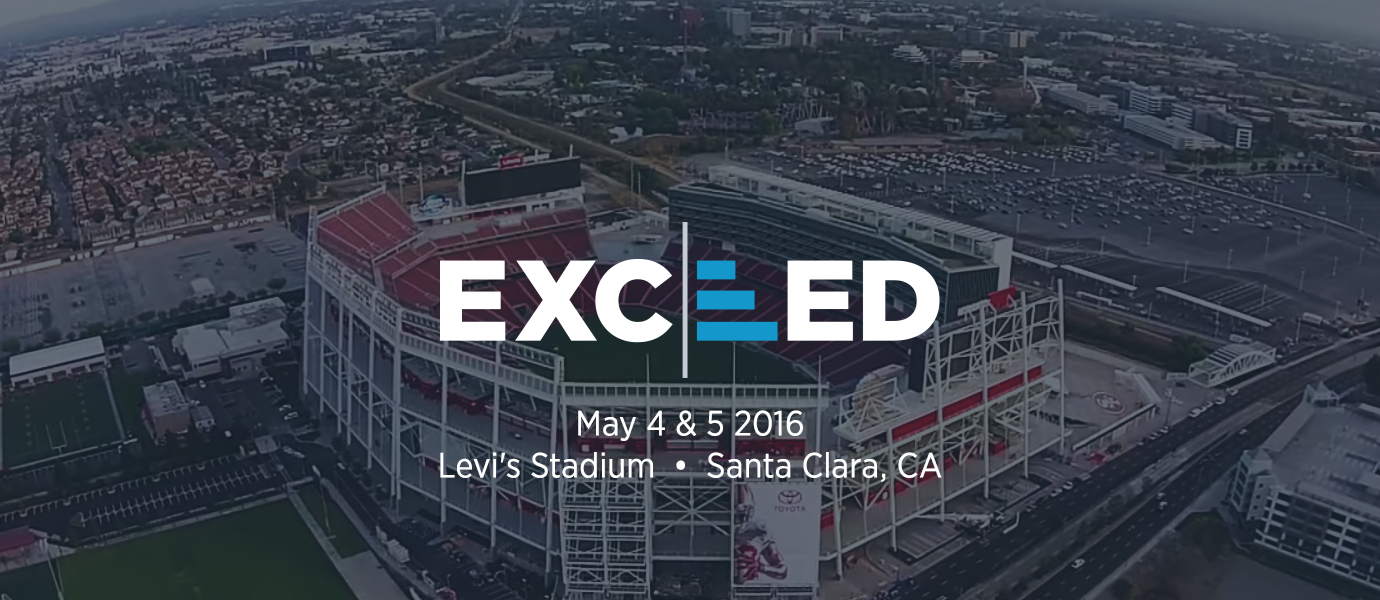 Learn With the Leaders: EXCEED 2016