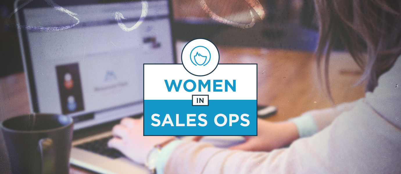 Introducing the Women in Sales Ops Group